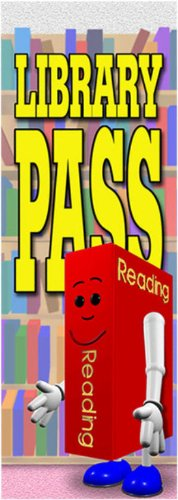 Hall Passes Library (HALL PASS - LIBRARY)