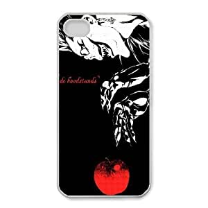 iphone4 4s phone case white Death Note SSG9121865