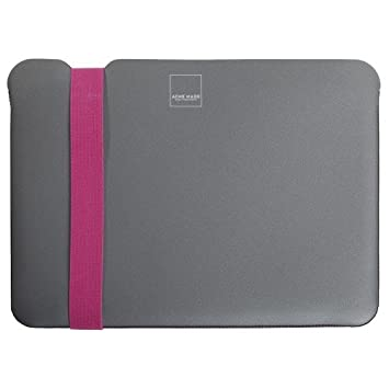 """Acme Made - Funda para MacBook Air 33 cm (13""""), color gris"""