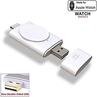 Amazon.com: Cargador de reloj compatible con Apple Watch ...