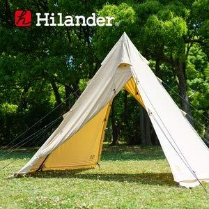 Hilander(ハイランダー) A型フレーム ネヴィスTC