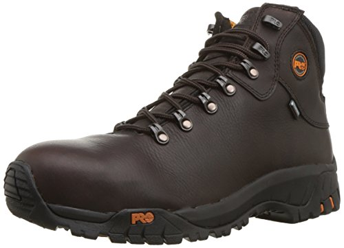 Timberland PRO Men's Titan Trekker Waterproof Work Boot,Worchester  Rancher,15 W US