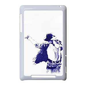 Michael Jackson Freedom Of Dance Release Google Nexus 7 Shell Case Cover (Laser Technology)