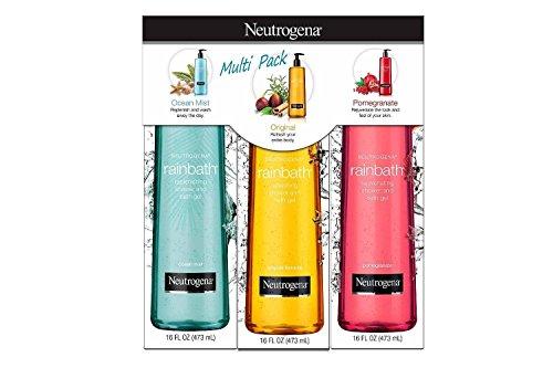 Neutrogena Rainbath Multi Pack Original Pomegranate