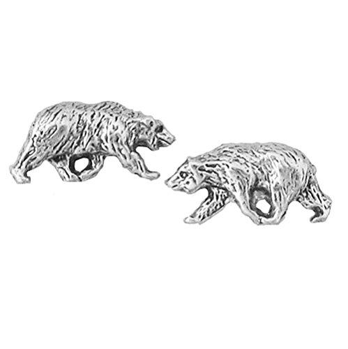 bear earrings - 1