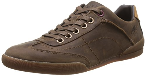Timberland EK Split Cup Sole FTM Butt Seam, Scarpe Oxford Uomo, Braun (Brown Oiled FG), 13.5 UK