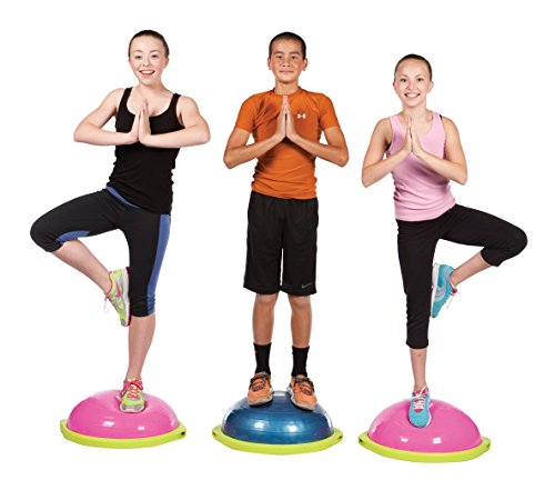 Bosu Ball Exercises For Athletes: Bosu Sport Balance Trainer