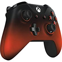 Microsoft Game Studios Control Inalámbrico XBox One Volcano Shadow - Special Limited Edition