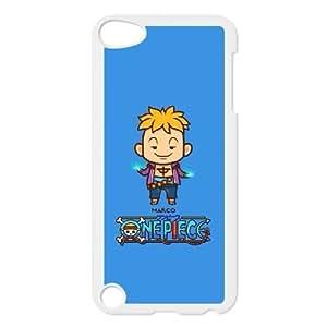 iPod Touch 5 Phone Cases White ONE PIECE BGU271558