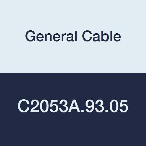 General Cable C2053A.93.05 Hook-Up Wire UL 1007, UL 1569, CSA TR-64, 1C/16 Sol Hook-Up Yellow 23K' Reel