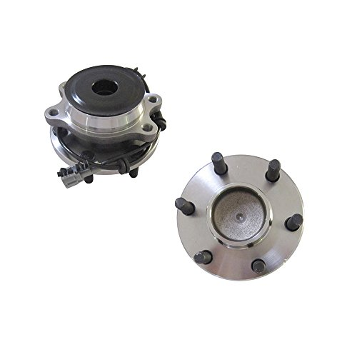 DRIVESTAR 515064x2 Pair:2 Front Wheel Hub & Bearing Left and Right - 05-12 for Frontier Pathfinder 2WD
