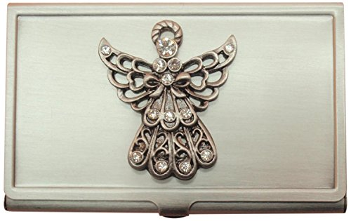 Fei Gifts Angel Business Card Holder