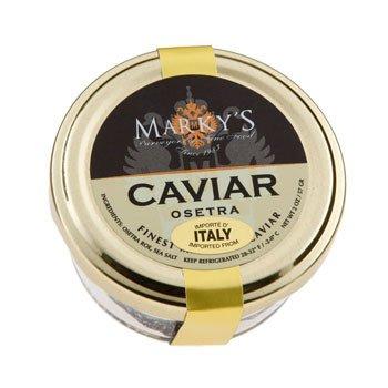 Italian Farmed Osetra Baerii Caviar