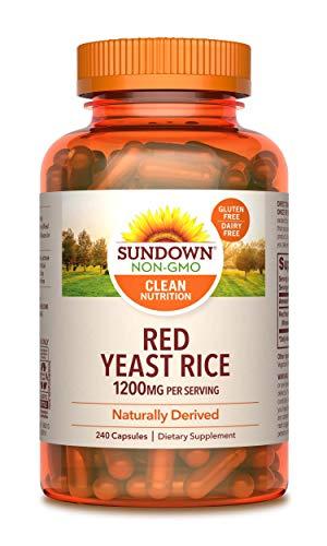 Sundown Red Yeast Rice