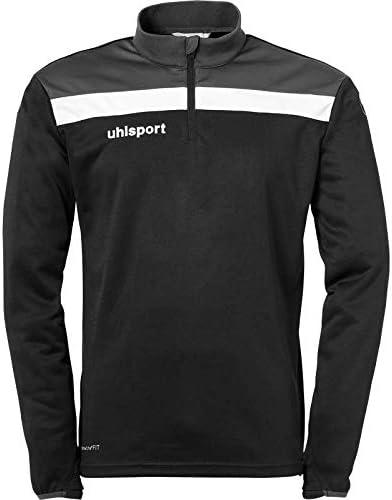 uhlsport Herren Offense 23 1//4 Zip Top Sweatshirt