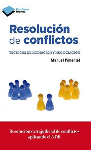 Descargar Libro Resolución De Conflictos: 1 Manuel Pimentel