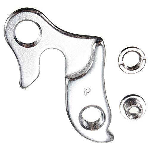 BephaMart Bike Bicycle Rear Derailleur Tail Hook Transmission Part Lug Fixed Bolt Device