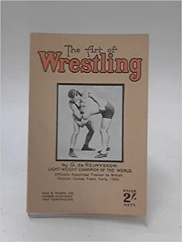 Book The Art of Wrestling