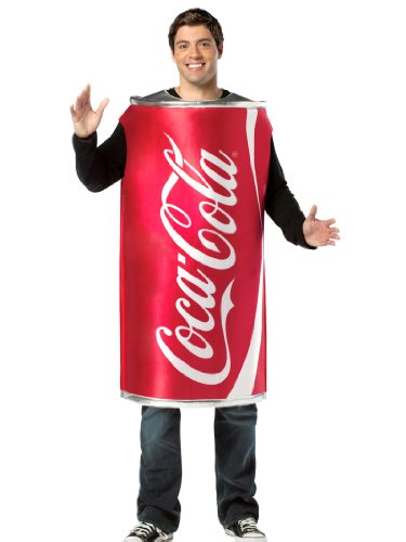 Red C (Coke A Cola Costumes)