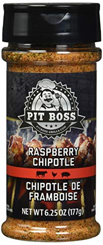 Pit Boss 50618 Raspberry Chipotle Spices and Rubs
