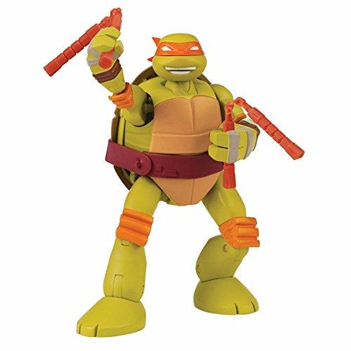 Rat From Teenage Mutant Ninja Turtles (Teenage Mutant Ninja Turtles Mutations Pet To Ninja Michelangelo Action Figure)