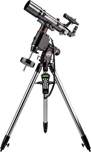 Orion Sirius ED80 EQ-G Computerized GoTo Refractor Telescope ()