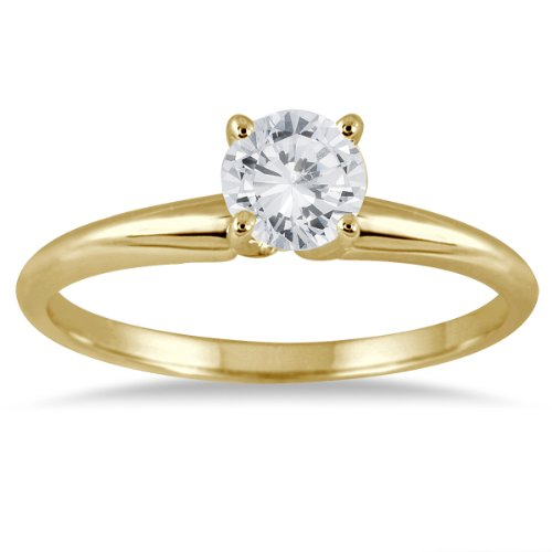 13-Carat-Round-Diamond-Solitaire-Ring-in-14K-Yellow-Gold