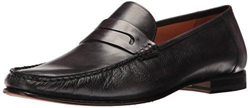 Mezlan Men's Pauli Slip-on Loafer, Black, 12 M US