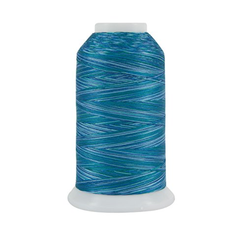 Superior Threads 121029XX930 Thebes 3-Ply 40W King TUT Cotton Quilting Thread, 2000 yd