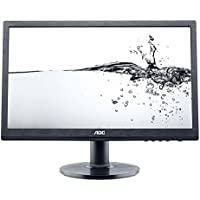 Aoc Professional E2260swda 21.5 Led Lcd Monitor - 16:9 - 5 Ms - Adjustable Display Angle - 1920 X 1080 - 16.7 Million Colors - 250 Nit - 1,000:1 - Full Hd - Speakers - Dvi - Vga - Black - Energy Star Product Category: Computer Displays/Monitors