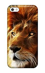 Amberlyn Bradshaw Farley's Shop 9170480K56409355 High Quality Beautiful Lion Case For Iphone 5/5s / Perfect Case