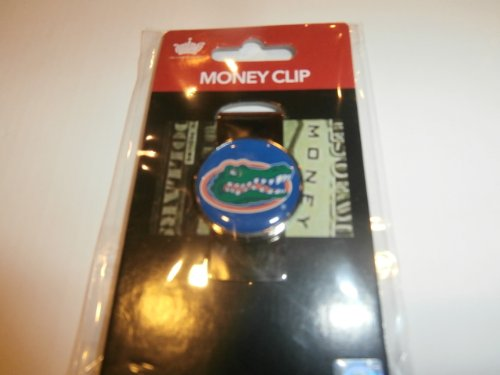 aminco NCAA Florida Gators Domed Money Clip