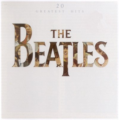 The Beatles: 20 Greatest Hits [Vinyl LP] [Stereo] by Capitol