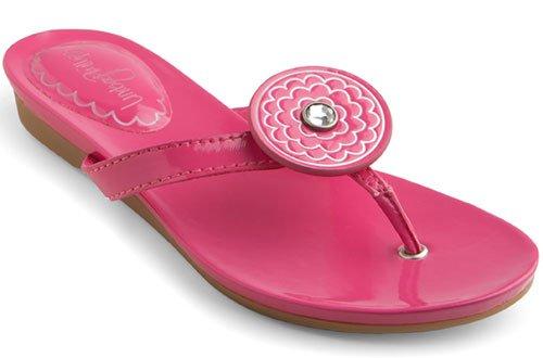 "Lindsay Phillips Switchflops Carol 1/2"" Wedge Strap Shoe ..."