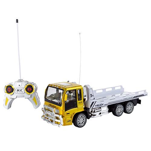 Compare Price Rc Flatbed Tow Truck On Statementsltd Com