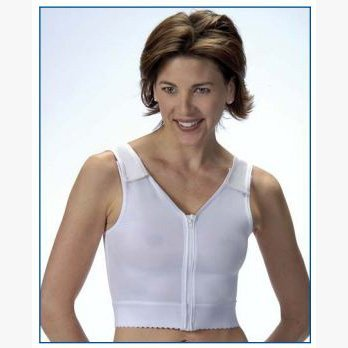 Jobst Surgical Vest w/o Cups, Size 3, 39 1/8''-43'' (Single [Each-1])