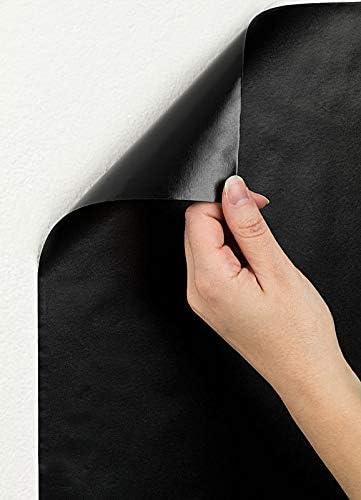 45 x 200 cm inkl. Kreidemarker 1PLUS Tafelfolie selbstklebend Kreidetafel Folie in versch Gr/ö/ßen