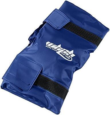 Work Hard Play Hard XL Caliente para Terapia de frío Reutilizable Rodilla Gel Ice Pack Wrap: Amazon.es: Deportes y aire libre