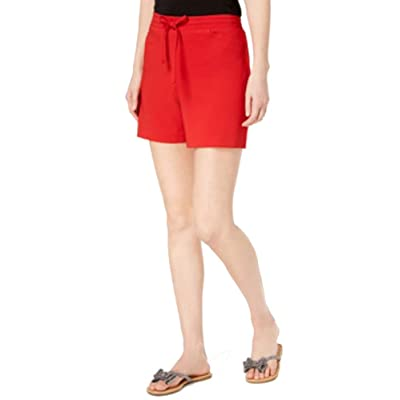 INC International Concepts Drawstring-Waist Shorts at Women's Clothing store