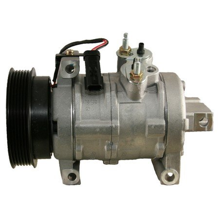 TCW 32765.6T1NEW A/C Compressor and Clutch (Tested Select)