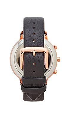 Kate Spade New York Grand Metro Leather Smartwatch Tracker from Fossil