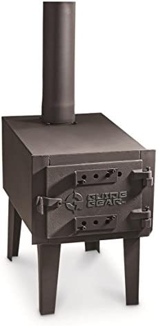 Guide Gear Outdoor Wood Stove  sc 1 st  Backcountry Chronicles : wood burning stove for tent - memphite.com