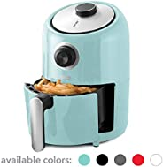 Dash (DCAF150GBAQ02) Compact Air Fryer Oven Cooker with Temperature Control, Non Stick Fry Basket, Recipe Guid