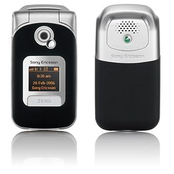 bf3029104e7 Sony Ericsson Z530i, Movistar Libre,Java MIDP 2.0,WAP 2.0,Bluetooth,T9,0.3  MP,Azul: Amazon.es: Electrónica