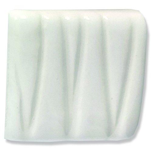 Speedball 004001 Earthenware Glaze, Bright White, 16 oz