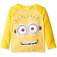Camiseta Praia Manga Longa Meu Malvado Favorito, TipTop