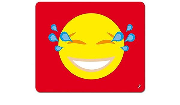 1art1 Emoticonos - Emoji Smiley con Lágrimas De Alegría ...