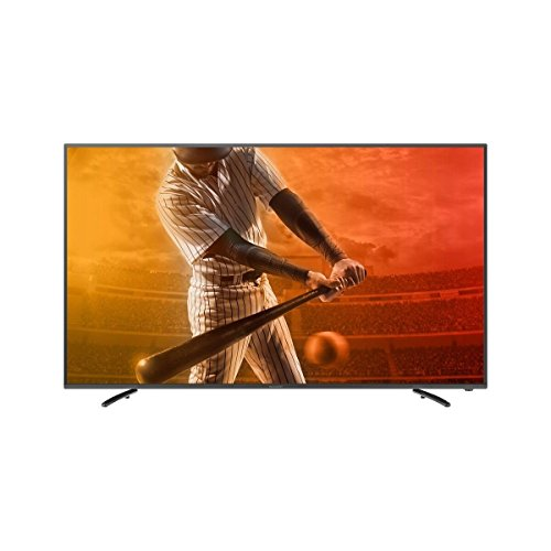 Sharp LC-60N5100U 60-Inch 1080p Smart LED TV (2016 Model)