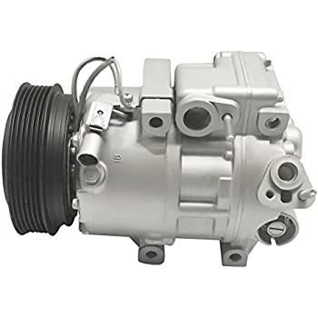 RYC Remanufactured AC Compressor and A/C Clutch FH348