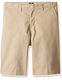 Boys' Flexwaist Flat Front Short